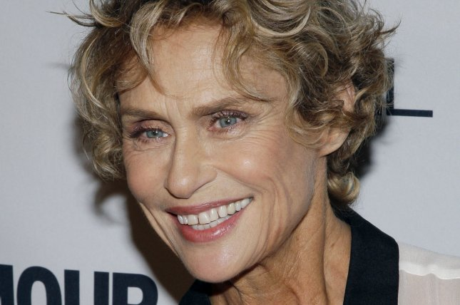 Lauren Hutton attends the Glamour Women of the Year Awards on November 12, 2012. File Photo by John Angelillo/UPI