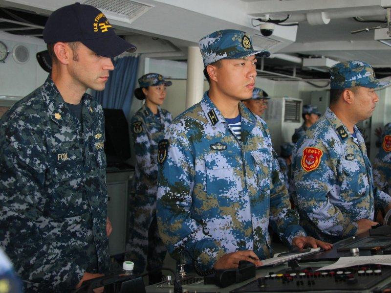 Pentagon bars China from joining RimPac exercises