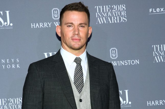 Channing Tatum attends the WSJ Magazine Innovator Awards on November 7. File Photo by Monika Graff/UPI