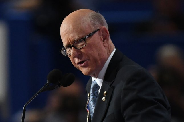 Sen. Pat Roberts, R-Kan, announced Friday he won't seek reelection in 2020. File Photo by Pat Benic/UPI