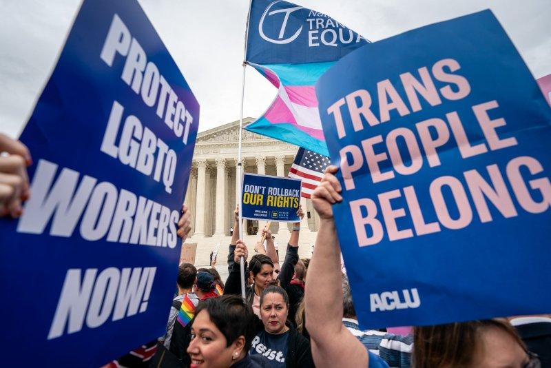 Justice Dept. says transgender bans in Arkansas, W. Virginia are unconstitutional