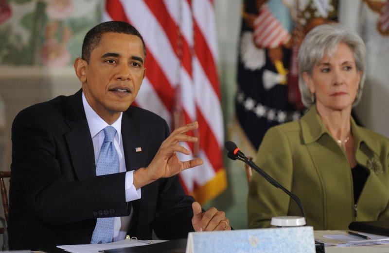 Obama touts healthcare law senior benefits - UPI.com