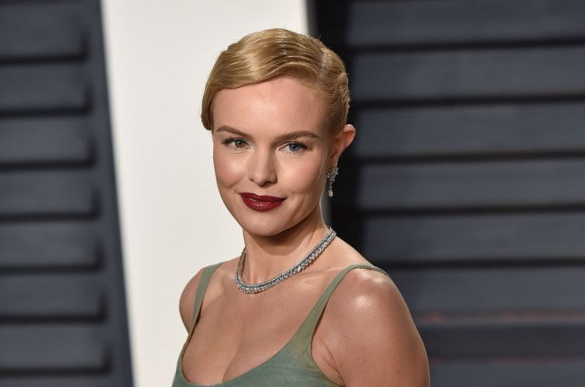 Kate Bosworth attends the Vanity Fair Oscar Party at the Wallis Annenberg Center for the Performing Arts in Beverly Hills, Calif., on February 26. The actor turns 25 on January 2. File Photo by Christine Chew/UPI
