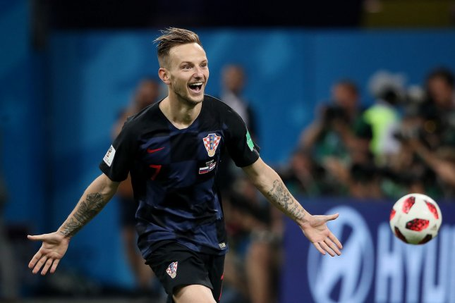 Croatia captain Modric says war made people, team resilient