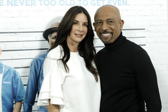 Montel Williams (R), pictured with wife Tara Fowler, went public Wednesday about his recent health scare. File Photo by John Angelillo/UPI