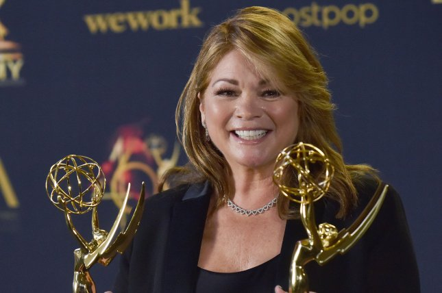 Valerie Bertinelli's Daytime Emmy-winning show Valerie's Home Cooking will kick off Season 11 on the Food Network Sunday. File Photo by Chris Chew/UPI