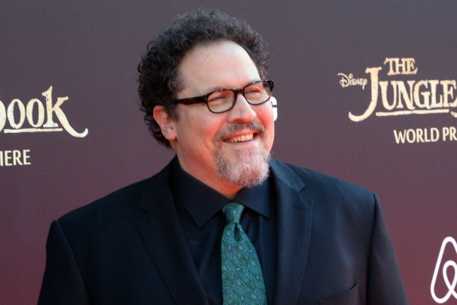Director Jon Favreau attends the premiere of this new motion picture fantasy The Jungle Book in Los Angeles on April 4, 2016. File Photo by Jim Ruymen/UPI