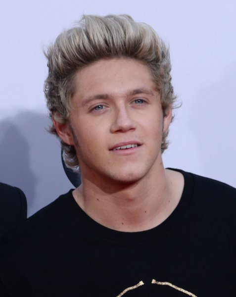 Niall Horan at the American Music Awards in 2014. The singer released his first solo single Thursday. File Photo by Jim Ruymen/UPI