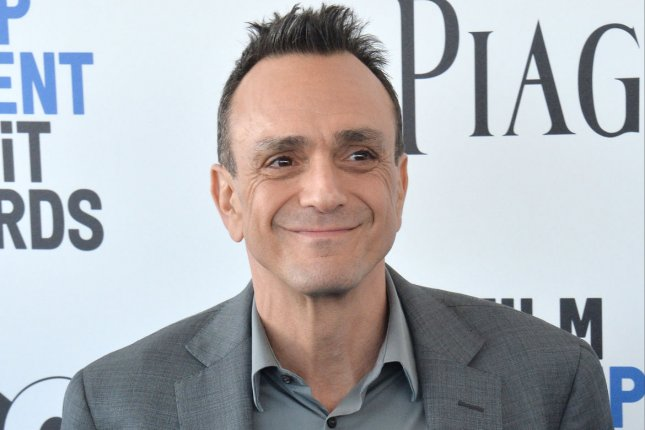 Simpsons voice actor Hank Azaria discussed the controversy surrounding his character Apu on The Late Show. File Photo by Jim Ruymen/UP