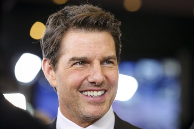 Tom Cruise portrayed Jack Reacher in a 2012 movie of the same name. File Photo by Oliver Contreras/UPI