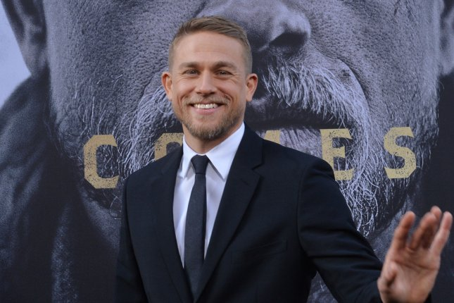 Charlie Hunnam stars in action-adventure movie, Triple Frontier, which debuts on Netflix on Wednesday. File Photo by Jim Ruymen/UPI