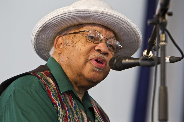 Jazz great Ellis Marsalis has died at the age of 85 due to complications from COVID-19. Photo by Skip Bolen/EPA