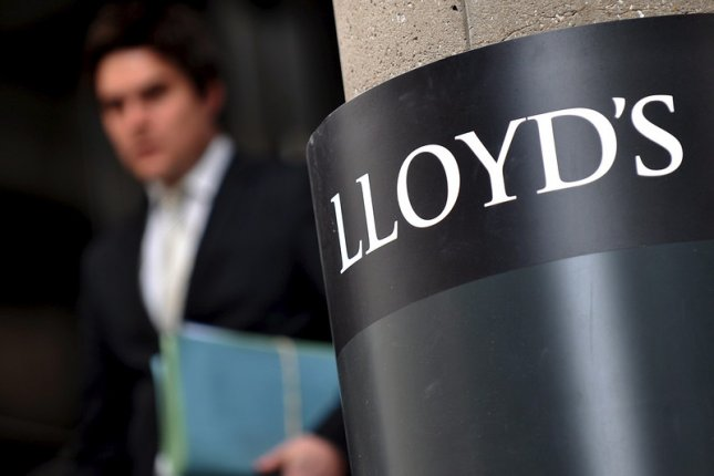 Lloyd's of London says it will pay out up to $4.3 billion coronavirus-related claims, putting the health crisis on a par with the Sept. 11, 2001, terrorist attacks. File photo by Andy Rain/EPA