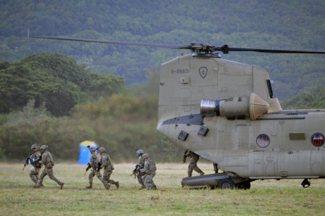 South Korea acquired 14 Chinook helicopters from the U.S. military in 2014, but none of them are fit for deployment, according to a South Korean press report. Photo by Staff Sgt. Armando R. Limon/U.S. Army