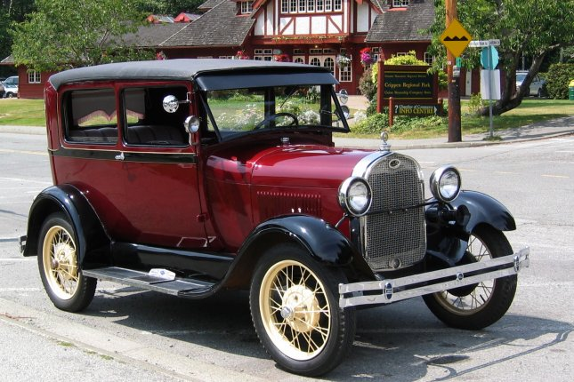 On December 2, 1927, the Model A Ford was introduced as the successor to the Model T. The price of a Model A roadster was $395. File Photo by Richard Smith/Flickr