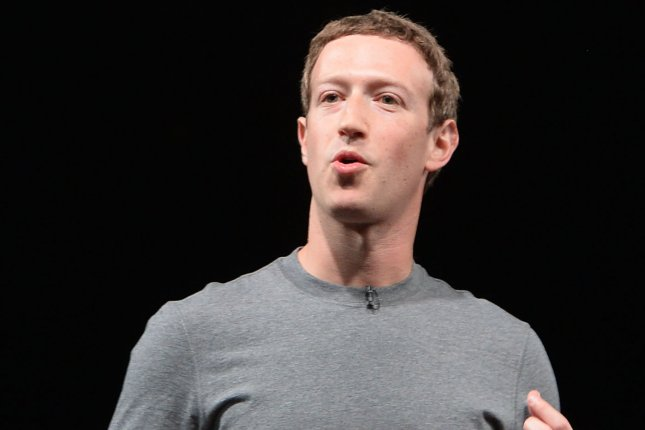 Facebook founder and CEO Mark Zuckerberg outlined his vision of the future at a developers conference in San Francisco on Tuesday, which he hopes will include Internet access for all 7 billion people on Earth. File Photo by Yonhap/UPI