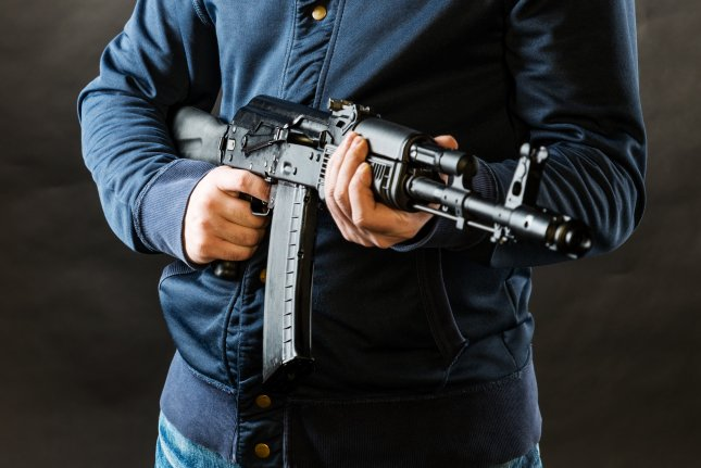 Kalashnikov, maker of the AK-47 assault rifle, is launching a clothing line. Photo by Ismagilov/Shutterstock