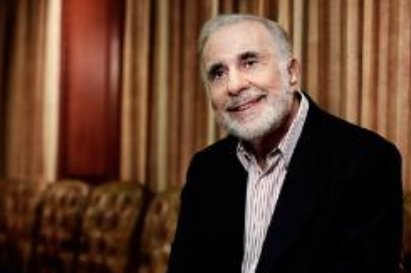 Businessman Carl Icahn announced Friday he would relinquish his title as special adviser to President Donald Trump to avoid the appearance of business conflicts of interest. Photo from Twitter