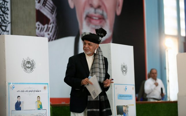 Afghanistan's Ghani wins contested presidential election: preliminary results