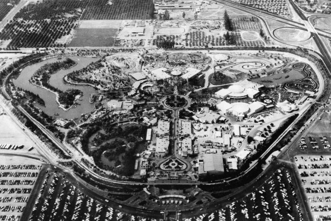 Disneyland opened in Anaheim, Calif, on July 17, 1955. File Photo courtesy USC Regional Historical Photo Collection