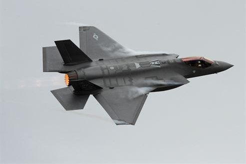 A March report by the Government Accountability Office showed costs associated with the F-35 fighter jet are growing at $2 billion per year. File Photo by Alex R. Lloyd/U.S. Air Force