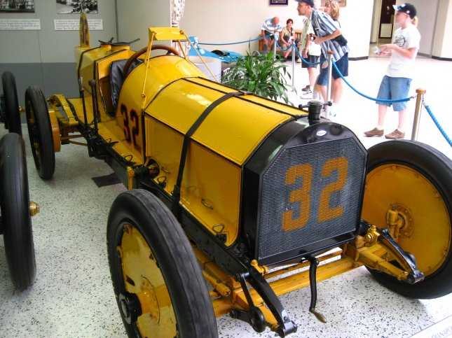 On May 30, 1911, Ray Harroun won the first Indianapolis 500 with an average speed of 74.6 mph. File Photo by The359/Wikimedia
