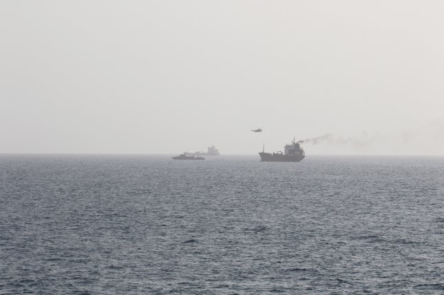 Pentagon: Iran attacked tanker ship with explosive-laden drone