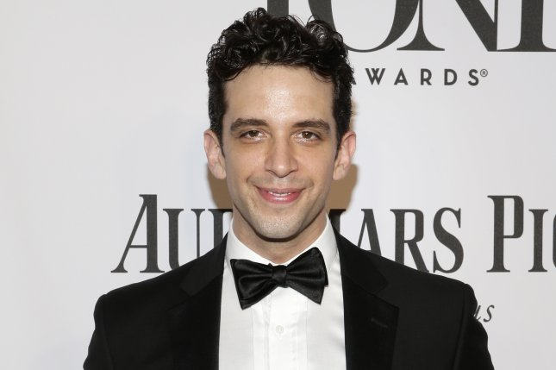 A memorial to Broadway star Nick Cordero will stream online Sept. 6. Photo by EPA/Jason Szenes