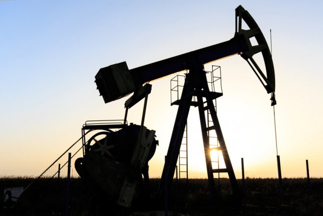 Brent crude oil futures topped $70 per barrel Monday in the wake of escalating Mideast tensions. File Photo by ekina/Shutterstock