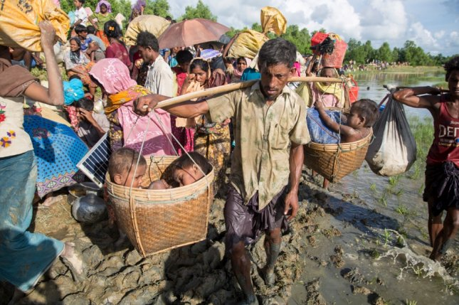 'Ten Rohingya children killed' as refugee boat fleeing Burma capsizes