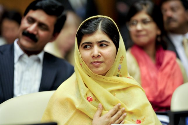 Malala Yousafzai, co-recipient of the Nobel Peace Prize. File photo/United Nations