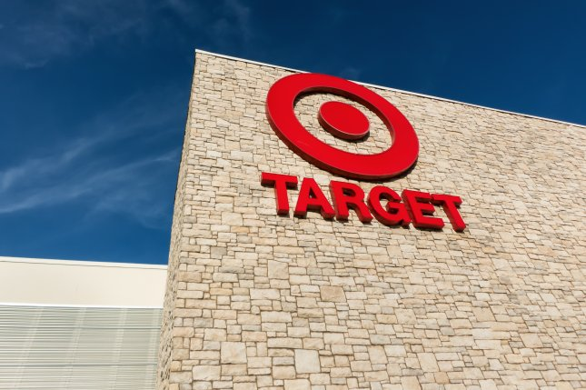 A woman is suing retailer Target after a 2-ton concrete ball outside a New Jersey store's entrance rolled into the parking lot and struck her vehicle. File Photo by Ken Wolter/Shutterstock