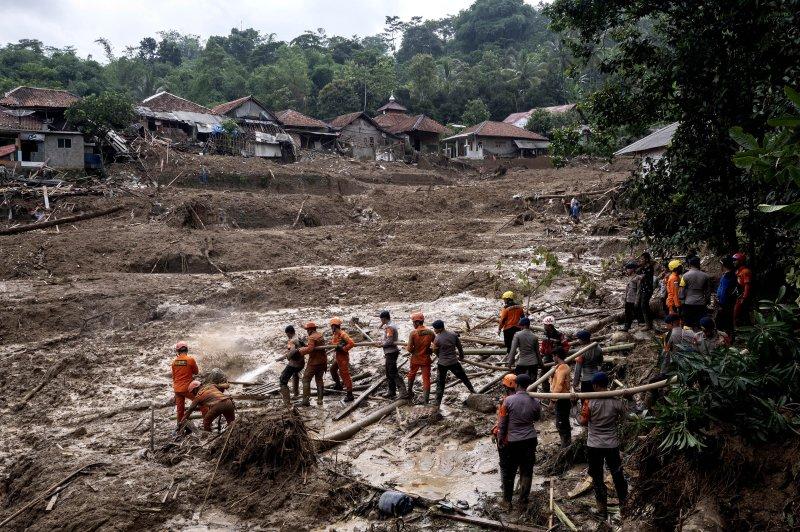 Indonesia's military seeds rain clouds as flooding kills 53
