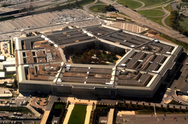 The Pentagon was placed under lockdown for about 75 minutes Tuesday morning. File Photo courtesy of Shutterstock/Frontpage