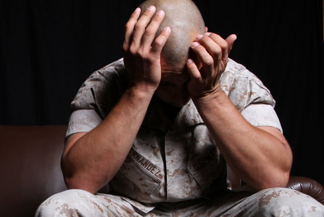Transcranial magnetic stimulation of the brain may help treat PTSD, depression and other mental health disorders, a new study has found. Photo courtesy of The Marines/Flickr