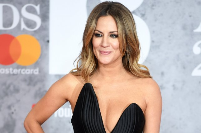 British TV presenter Caroline Flack's death has been ruled a suicide, officials said Wednesday.  Photo by FACUNDO ARRIZABALAGA/EPA-EFE
