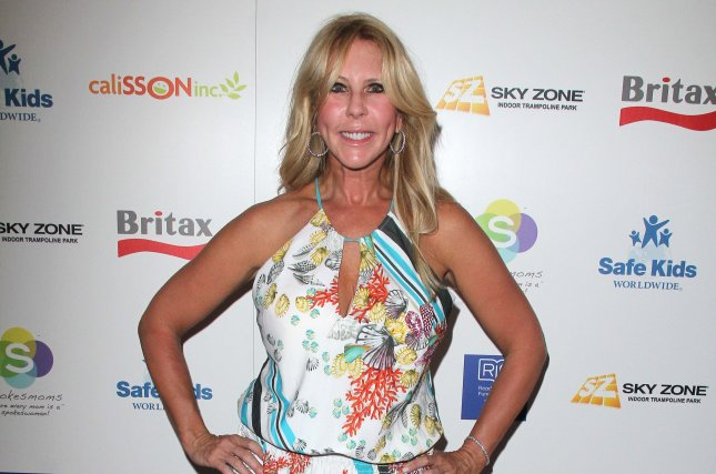 Vicki Gunvalson said she'll remain in the middle of the action in Real Housewives of Orange County Season 14, despite her new status as friend. File Photo by s_bukley/Shutterstock