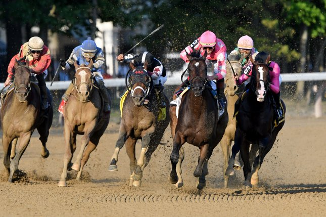 Tax upsets Saturday's Jim Dandy at Saratoga, further muddling the picture in the U.S. 3-year-old division. Photo by Elsa Lorieul/NYRA