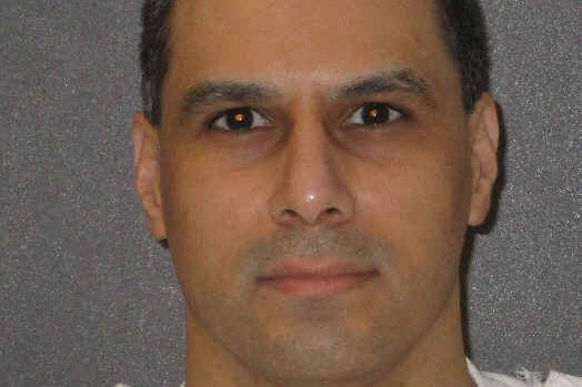 Death row inmate Ruben Gutierrez said DNA testing of fingernail scrapings from victim Escolastica Harrisonwill prove his innocence. File Photo courtesy of the Texas Department of Criminal Justice