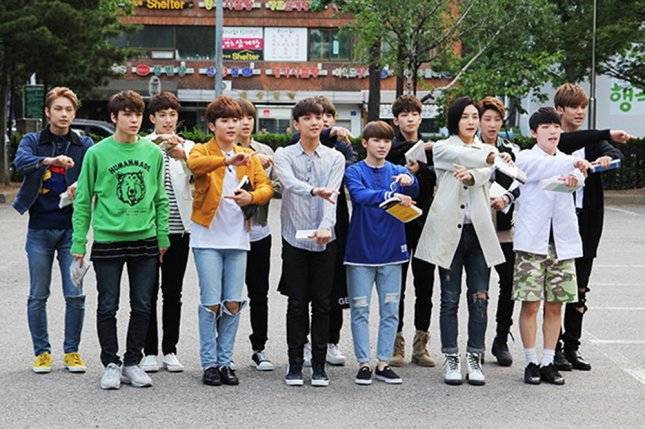 Seventeen released a track list for its forthcoming mini album, Attacca. Photo by Jin-gook/Wikicommons