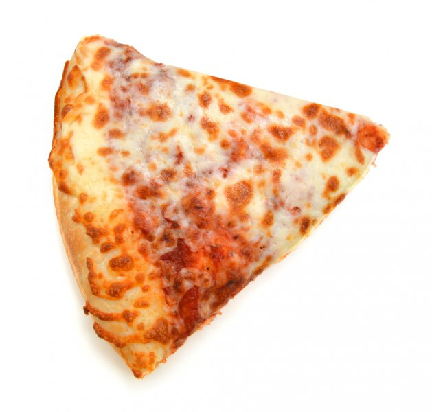 An 18-year-old in Canada was arrested and charged with assault after tossing a slice of pizza out of his car window.  Photo by Kim Nguyen/Shutterstock