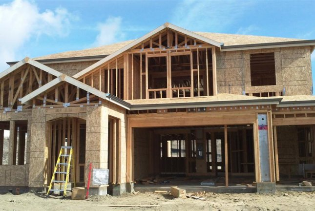Homebuilder confidence in the new single-family home market rebounded slightly in May following a record plunge. File photo by Rishichhibber/Wikimedia Commons