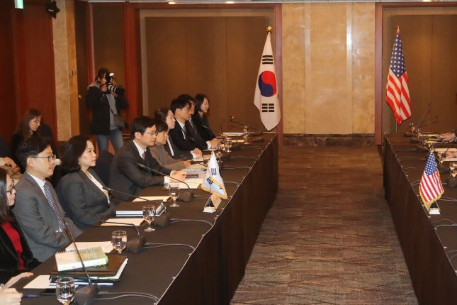 South Korea And Us Begin Second Round Of Fta Renegotiation Upi