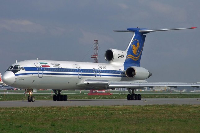 On February 8, 1993, at least 132 people were killed when a Russian-made Tupolev jetliner flying for Iran Air Tours collided with a Sukhoi military aircraft. File Photo by Dmitry Zherdin