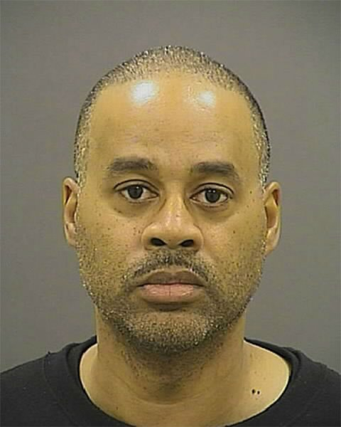 The trial of Caesar R. Goodson Jr., one of six Baltimore police officers charged in the April death of Freddie Gray, was delayed Monday. Photo courtesy of Baltimore Police Department