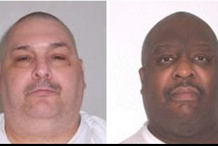 Arkansas executions - first double in 17 years