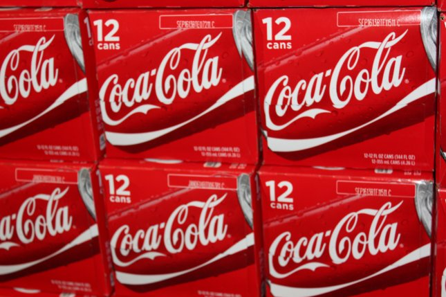 Coca-Cola said it will make severance offers in many countries internationally and that the plan will cost between $350 million and $550 million. File Photo by Billie Jean Shaw/UPI