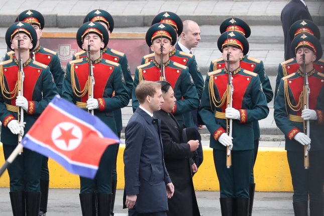 North Korea's state-sponsored hackers could be targeting Russian entities to procure classified military secrets, according to a Russian press report on Monday. File Photo by Yonhap
