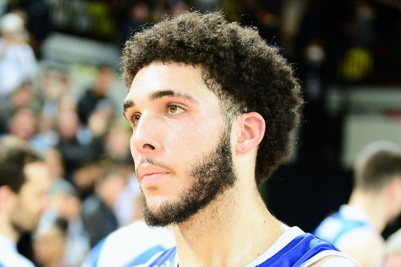 Pistons waive LiAngelo Ball, 2 others | Lexington Herald Leader