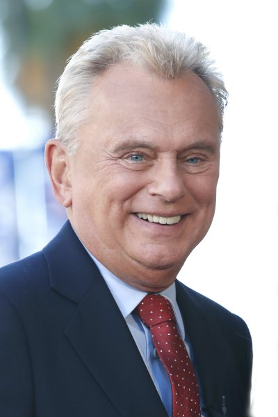 Game show host Pat Sajak's emergency surgery prompted Wheel of Fortune to cancel Thursday's taping of the show. Photo by Nina Prommer/EPA-EFE